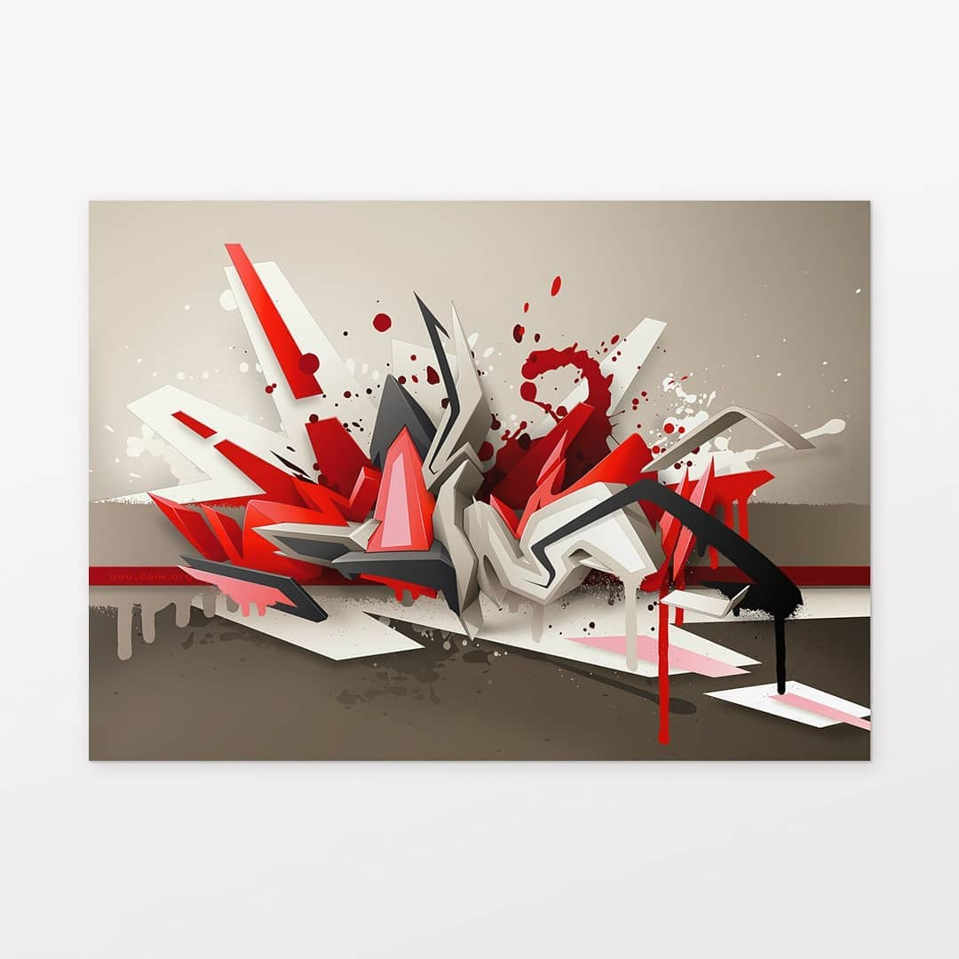 """Red Metal"" 
